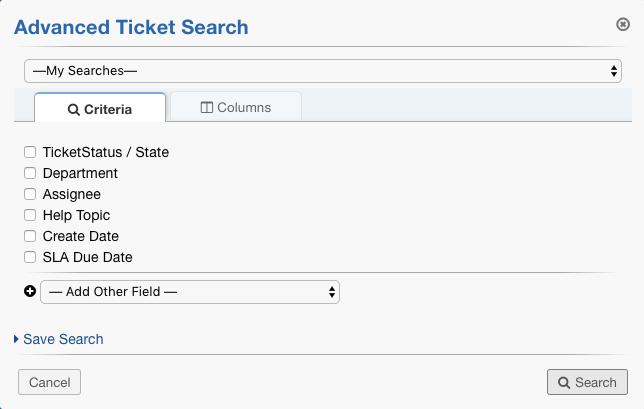 Advanced Search — osTicket 1 12 2 documentation